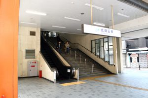 近鉄南大阪線|北田辺駅