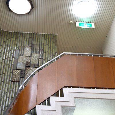 吹き抜け|階段(エレベーター有)